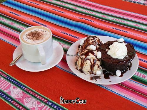"Photo of La Casa de Bamboo  by <a href=""/members/profile/lacasadebamboo"">lacasadebamboo</a> <br/>Cappuccino and Chocolate brownie <br/> March 30, 2013  - <a href='/contact/abuse/image/37773/46306'>Report</a>"