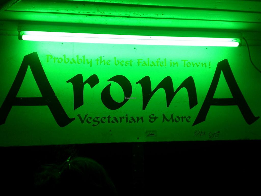 """Photo of Aroma  by <a href=""""/members/profile/Tank242"""">Tank242</a> <br/>Aroma Logo green <br/> October 13, 2014  - <a href='/contact/abuse/image/37859/82813'>Report</a>"""