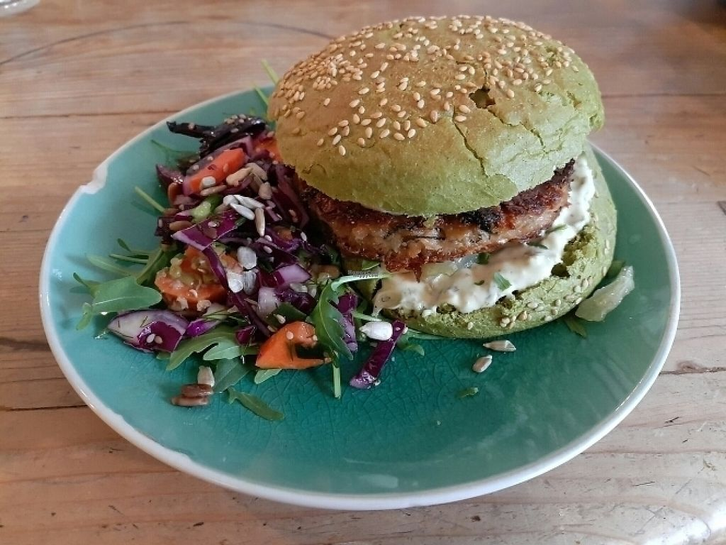 """Photo of Beter & Leuk  by <a href=""""/members/profile/aines_rainbow"""">aines_rainbow</a> <br/>The Dutch Weed Burger  <br/> December 21, 2016  - <a href='/contact/abuse/image/37875/203647'>Report</a>"""