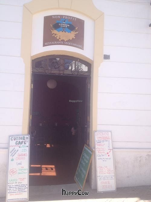 Photo of Condor Cafe  by condorcafe <br/>Come on in!  <br/> May 8, 2013  - <a href='/contact/abuse/image/37900/47976'>Report</a>