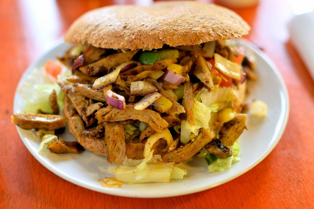 """Photo of De Vegetarische Snackbar  by <a href=""""/members/profile/karolus"""">karolus</a> <br/>Best Shoarma in Den Haag <br/> August 30, 2015  - <a href='/contact/abuse/image/37902/115785'>Report</a>"""