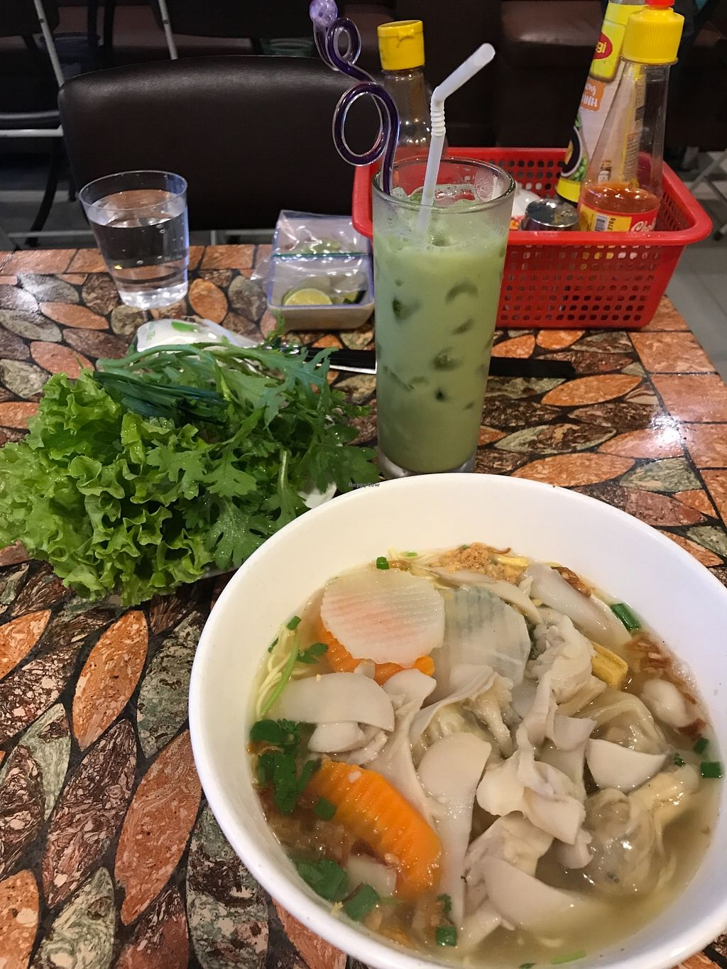 """Photo of Mani  by <a href=""""/members/profile/theNumberOfTheBeast"""">theNumberOfTheBeast</a> <br/>Wonton Soup <br/> December 26, 2017  - <a href='/contact/abuse/image/37908/339107'>Report</a>"""