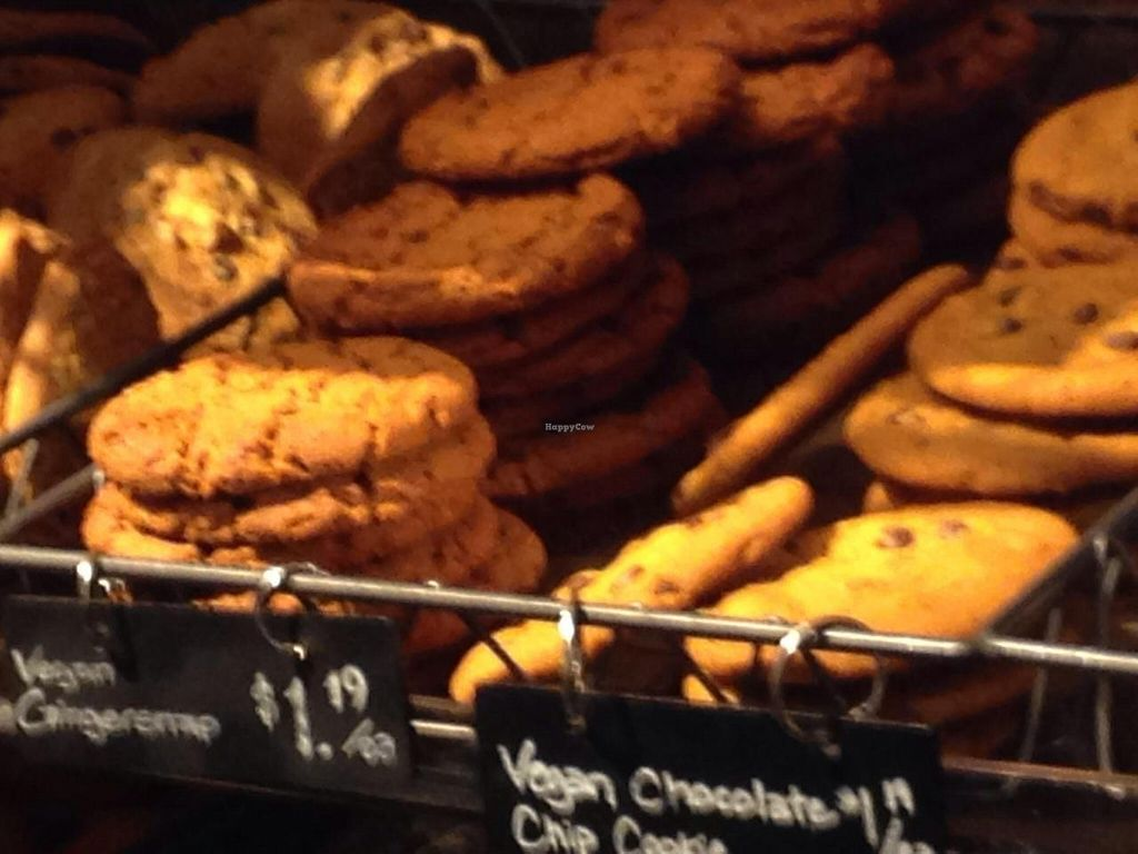 """Photo of Whole Foods Market - I St  by <a href=""""/members/profile/cookiem"""">cookiem</a> <br/>Vegan cookies <br/> April 17, 2014  - <a href='/contact/abuse/image/37910/67794'>Report</a>"""