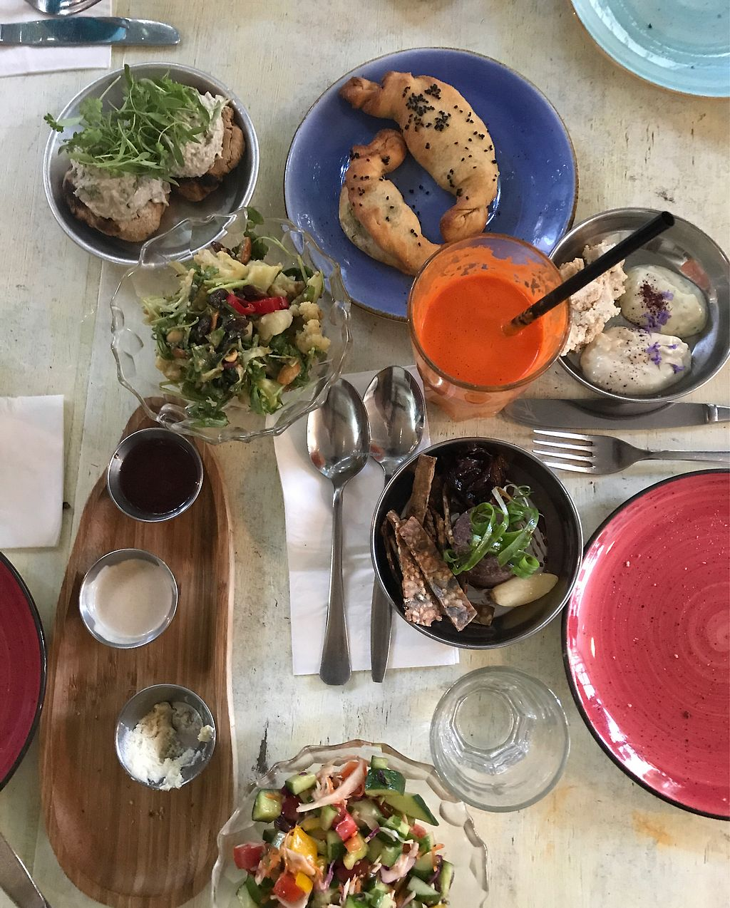 """Photo of Meshek Barzilay  by <a href=""""/members/profile/TravelVeggie"""">TravelVeggie</a> <br/>Breakfast for 2 (for 3) <br/> December 7, 2017  - <a href='/contact/abuse/image/37930/333176'>Report</a>"""