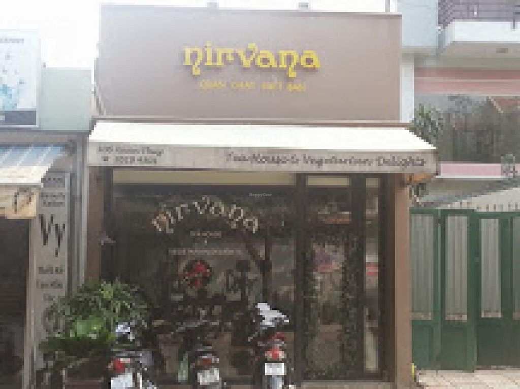 """Photo of CLOSED: Nirvana Tea House and Vegetarian Delights  by <a href=""""/members/profile/Miggi"""">Miggi</a> <br/>Nirvana Veg Delights <br/> January 17, 2015  - <a href='/contact/abuse/image/37957/90549'>Report</a>"""