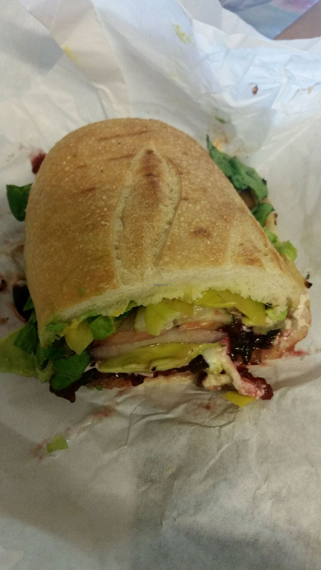 """Photo of The Best Little Sandwich Shop - Eureka Way  by <a href=""""/members/profile/Conniemm"""">Conniemm</a> <br/>Hello Kitty Karli <br/> August 25, 2017  - <a href='/contact/abuse/image/37963/296911'>Report</a>"""