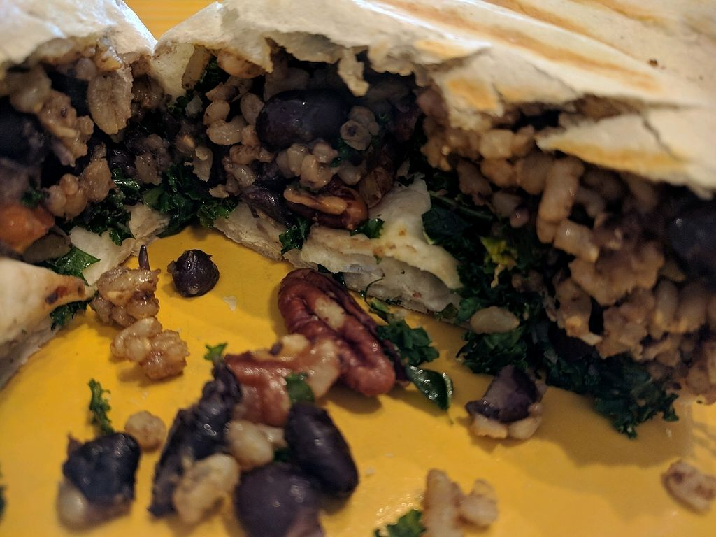 "Photo of North Shore Cafe  by <a href=""/members/profile/JohnGardner"">JohnGardner</a> <br/>Vegan burrito <br/> December 2, 2017  - <a href='/contact/abuse/image/37970/331587'>Report</a>"