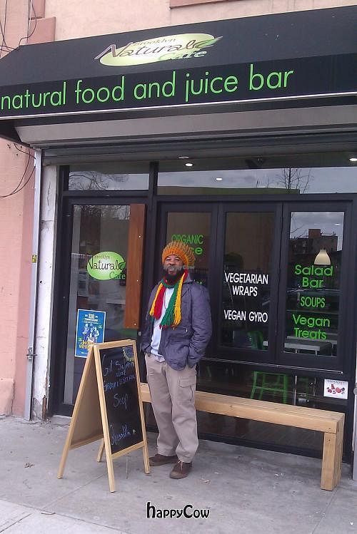 """Photo of CLOSED: Brooklyn Natural Cafe  by <a href=""""/members/profile/islandlion"""">islandlion</a> <br/>Brooklyn Naturals Cafe - a place where you can find something revitalizing and super delicious! <br/> June 2, 2013  - <a href='/contact/abuse/image/38006/49055'>Report</a>"""