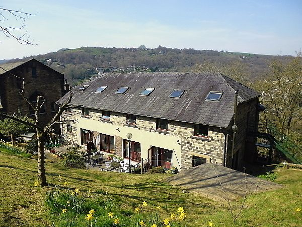 """Photo of Hebden Bridge Hostel  by <a href=""""/members/profile/DaveWeirdigan"""">DaveWeirdigan</a> <br/>The Hostel <br/> June 9, 2017  - <a href='/contact/abuse/image/38035/267161'>Report</a>"""