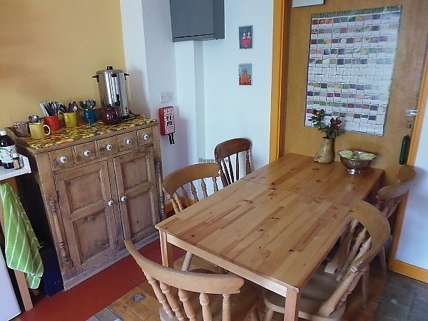 """Photo of Hebden Bridge Hostel  by <a href=""""/members/profile/DaveWeirdigan"""">DaveWeirdigan</a> <br/>The Kitchen <br/> June 9, 2017  - <a href='/contact/abuse/image/38035/267162'>Report</a>"""