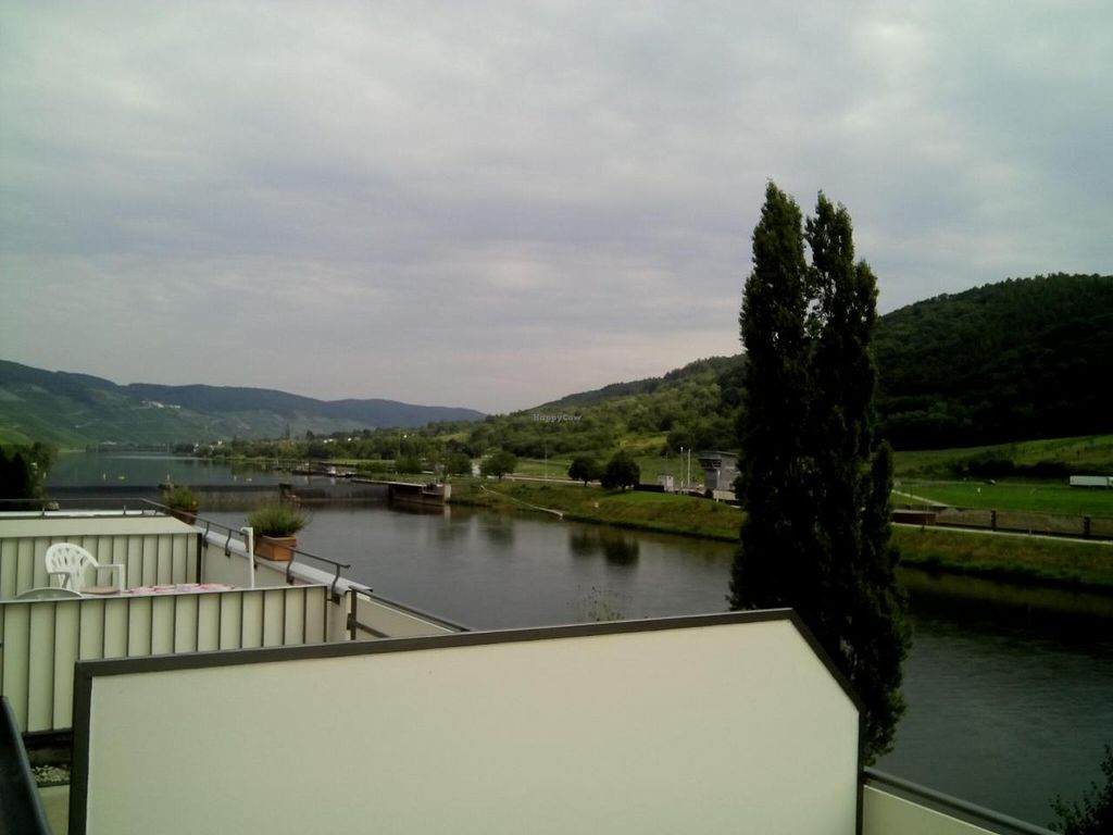 """Photo of Die Weinstube Nachhaltig Geniessen  by <a href=""""/members/profile/vegazosten"""">vegazosten</a> <br/>View from hotel balcony! <br/> August 7, 2014  - <a href='/contact/abuse/image/38053/76242'>Report</a>"""
