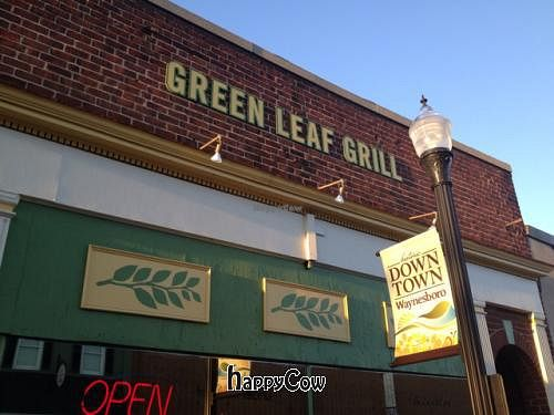 """Photo of The Green Leaf Grill  by <a href=""""/members/profile/Xtie"""">Xtie</a> <br/>The Green Leaf Grill <br/> April 18, 2013  - <a href='/contact/abuse/image/38054/47103'>Report</a>"""