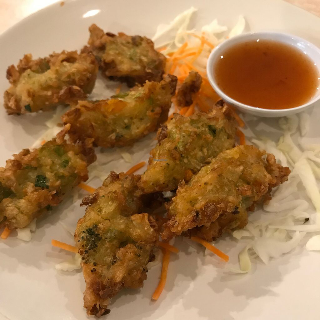 """Photo of Pepper Tree Veggie Cuisine  by <a href=""""/members/profile/earthville"""">earthville</a> <br/>Nuggets  <br/> January 3, 2018  - <a href='/contact/abuse/image/3806/342325'>Report</a>"""