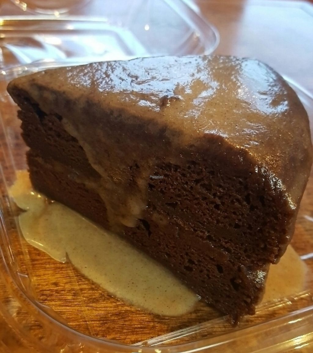 "Photo of Coco Greens  by <a href=""/members/profile/AmcClark"">AmcClark</a> <br/>Cinnamon  glazed chocolate cake <br/> December 28, 2016  - <a href='/contact/abuse/image/38087/225543'>Report</a>"
