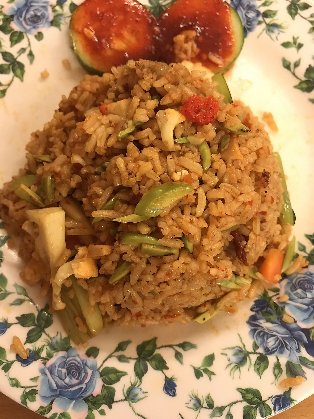 """Photo of Puspamalar Food Corner  by <a href=""""/members/profile/Zerthis"""">Zerthis</a> <br/>Petai Fried Rice <br/> November 30, 2017  - <a href='/contact/abuse/image/3811/330875'>Report</a>"""