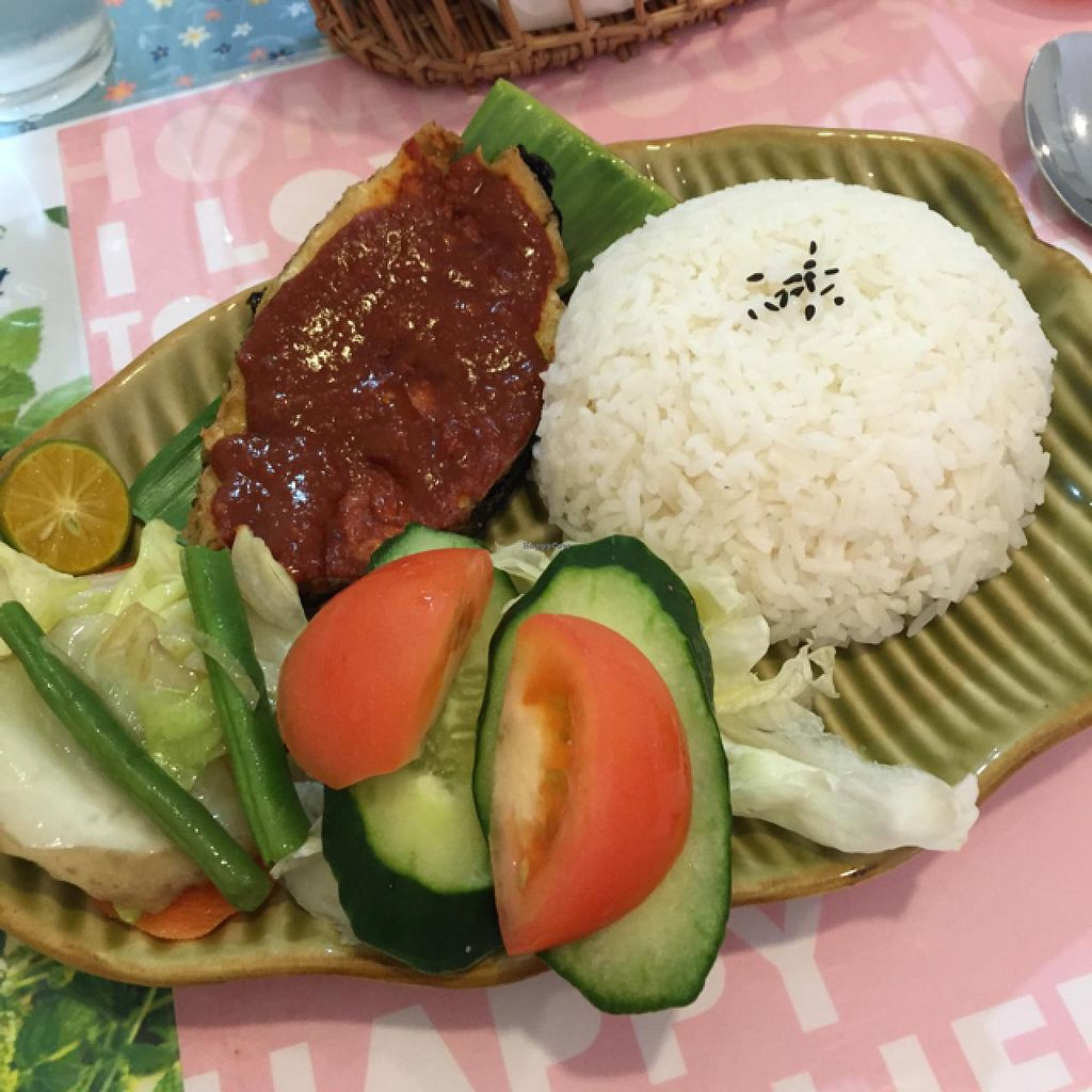 "Photo of CLOSED: Veggie Cottage  by <a href=""/members/profile/natalierowee"">natalierowee</a> <br/>sambal fish <br/> March 20, 2015  - <a href='/contact/abuse/image/38139/96276'>Report</a>"