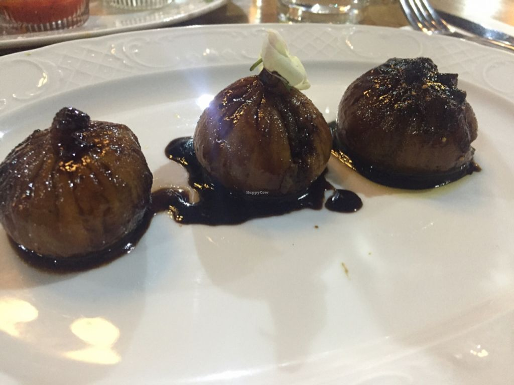 """Photo of Eucalyptus  by <a href=""""/members/profile/BronwenSummers"""">BronwenSummers</a> <br/>vegan stuffed figs (customized from an originally meat dish)  <br/> May 22, 2016  - <a href='/contact/abuse/image/38178/150187'>Report</a>"""