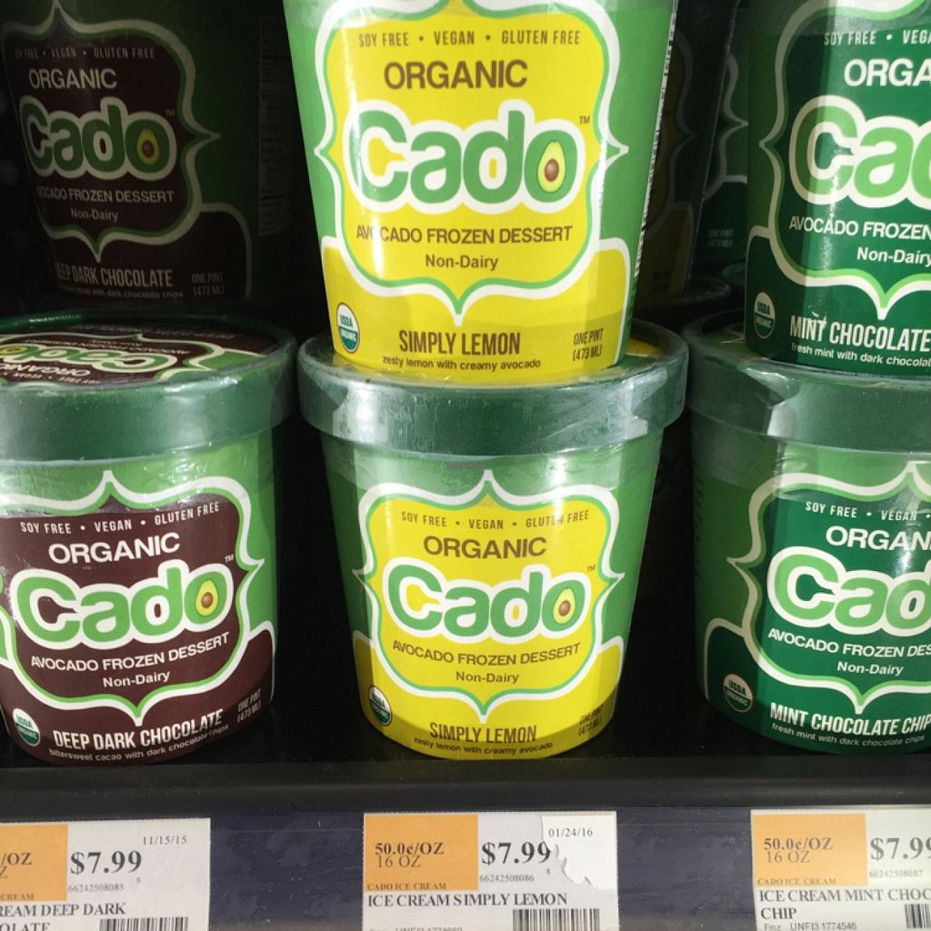 """Photo of Whole Foods Market  by <a href=""""/members/profile/happycowgirl"""">happycowgirl</a> <br/>wide variety of vegan ice creams <br/> March 17, 2016  - <a href='/contact/abuse/image/38189/140335'>Report</a>"""