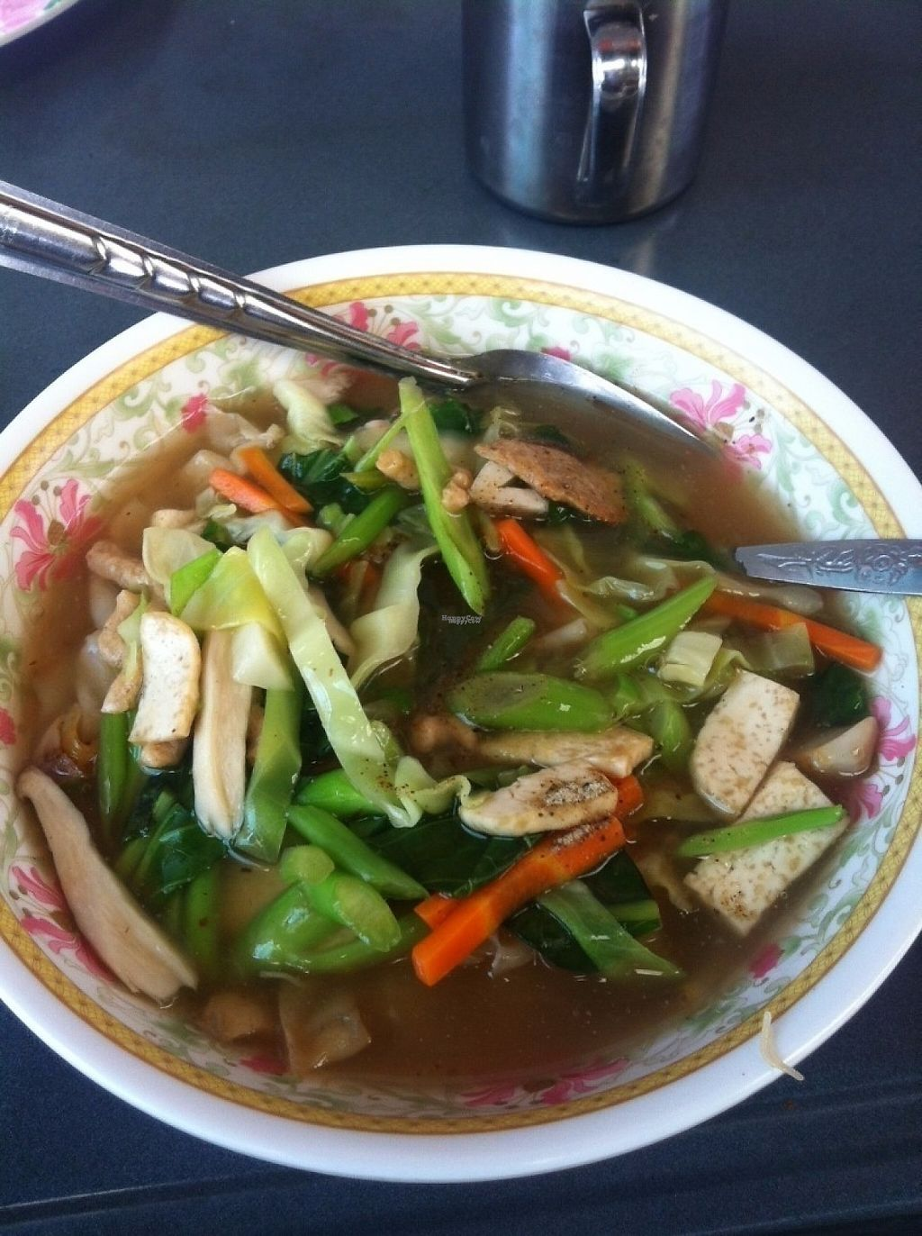 """Photo of Lee Jae Veg  by <a href=""""/members/profile/Cyclinggal"""">Cyclinggal</a> <br/>Yummy soup for 30 Baths <br/> March 4, 2017  - <a href='/contact/abuse/image/38192/232424'>Report</a>"""