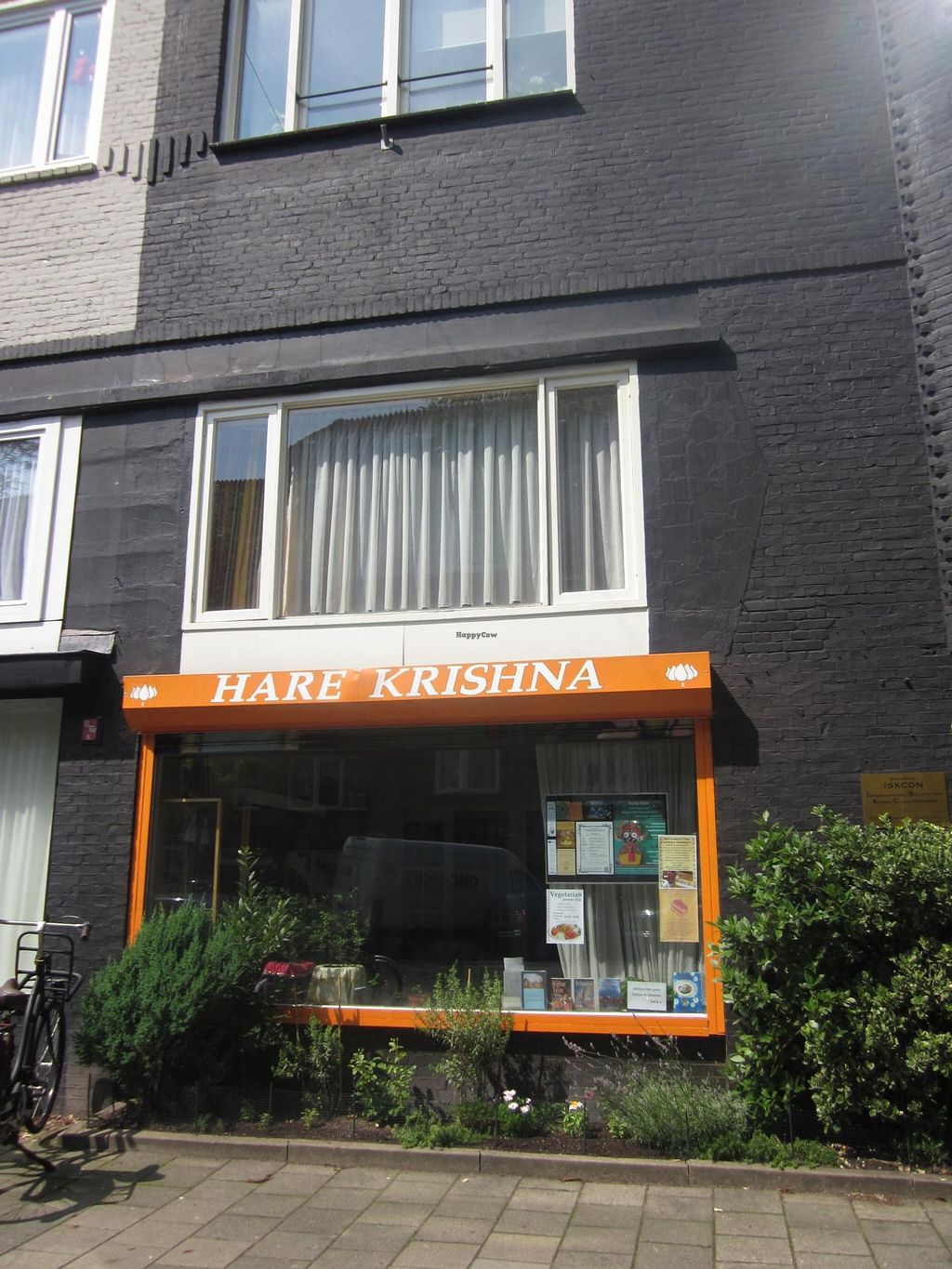 """Photo of CLOSED: Vegetarian Dinner Club  by <a href=""""/members/profile/annette"""">annette</a> <br/>Front of building taken from the street <br/> August 22, 2014  - <a href='/contact/abuse/image/38221/77838'>Report</a>"""