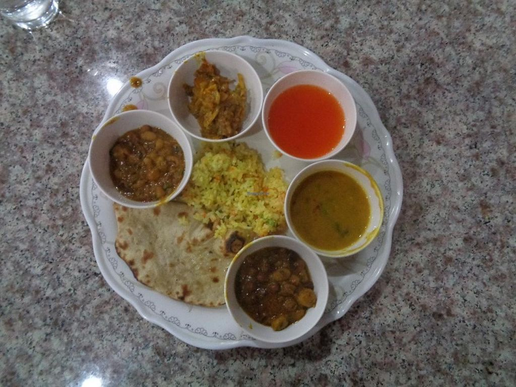 """Photo of Indian Chimney  by <a href=""""/members/profile/Kelly%20Kelly"""">Kelly Kelly</a> <br/>A sampling of some of the dishes to choose from.  <br/> January 2, 2015  - <a href='/contact/abuse/image/38231/89286'>Report</a>"""