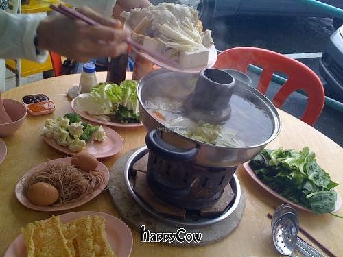 "Photo of Cameron Organic Steamboat  by <a href=""/members/profile/jing"">jing</a> <br/>Vegetarian Steamboat <br/> April 26, 2013  - <a href='/contact/abuse/image/38232/47364'>Report</a>"