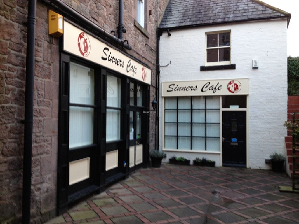"Photo of Sinners Cafe  by <a href=""/members/profile/hack_man"">hack_man</a> <br/>Main Courtyard <br/> November 13, 2015  - <a href='/contact/abuse/image/38242/124869'>Report</a>"