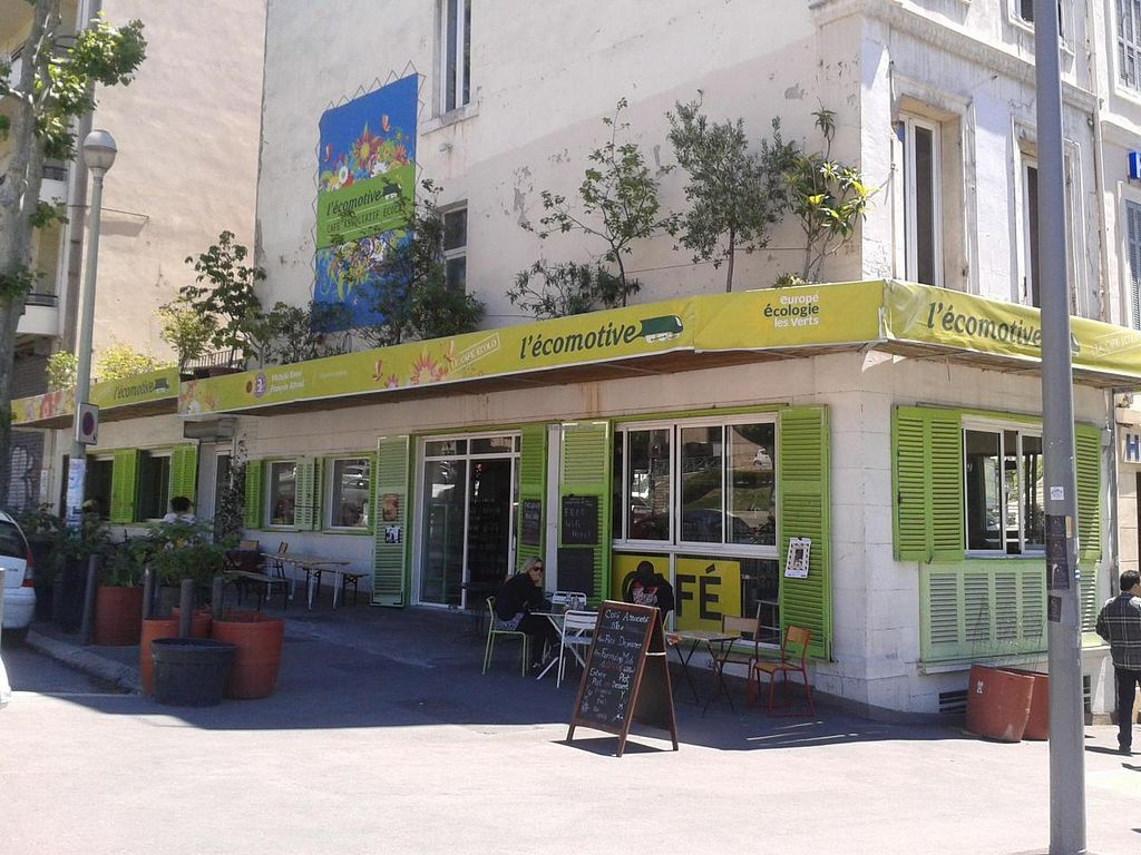 """Photo of L' Ecomotive  by <a href=""""/members/profile/JonJon"""">JonJon</a> <br/>Front of the Coffee <br/> May 25, 2014  - <a href='/contact/abuse/image/38263/70716'>Report</a>"""
