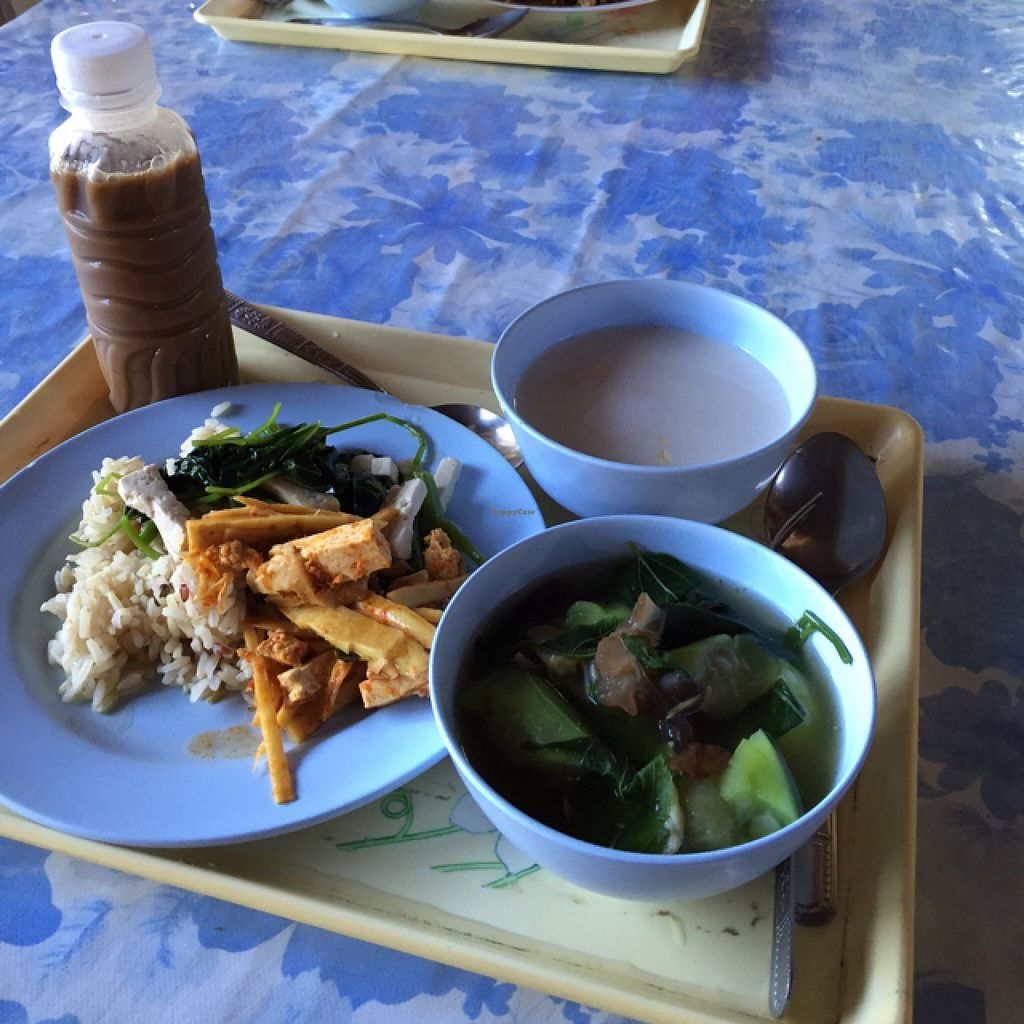 """Photo of Booniyom  by <a href=""""/members/profile/GoVeggo"""">GoVeggo</a> <br/>breakfast 40Bht <br/> September 6, 2015  - <a href='/contact/abuse/image/38286/116556'>Report</a>"""