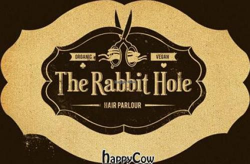 "Photo of The Rabbit Hole Vegan Hair Parlour  by <a href=""/members/profile/masni"">masni</a> <br/>Logo <br/> April 26, 2013  - <a href='/contact/abuse/image/38289/47366'>Report</a>"