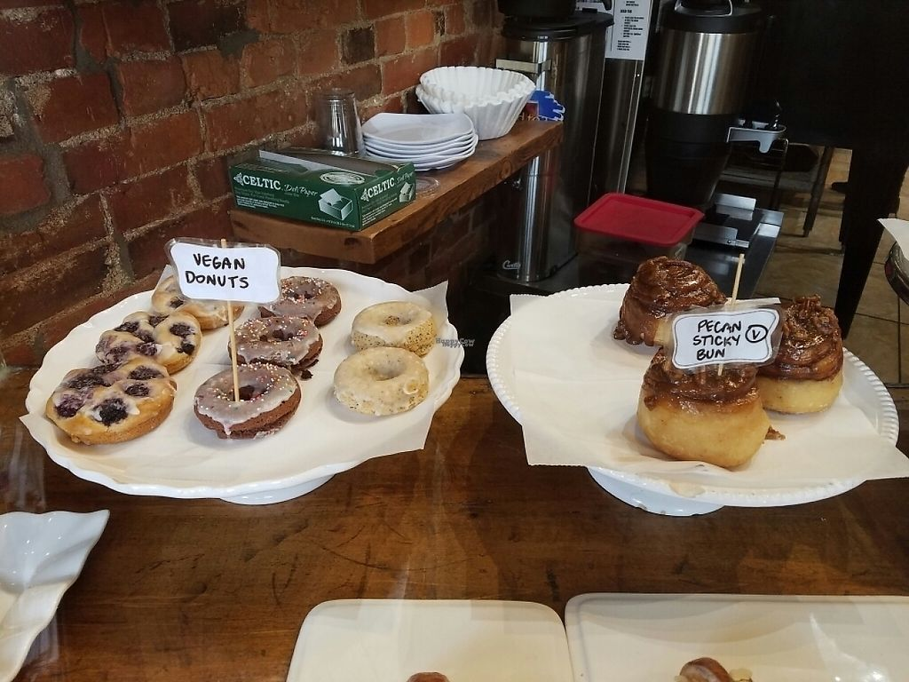 "Photo of The Angry Baker - Olde Towne East  by <a href=""/members/profile/Silly%20Little%20Vegan"">Silly Little Vegan</a> <br/>Vegan baked goods <br/> February 17, 2017  - <a href='/contact/abuse/image/38318/227474'>Report</a>"
