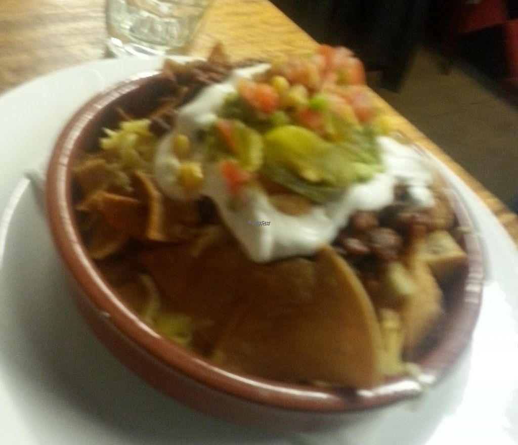 """Photo of Cornish Arms  by <a href=""""/members/profile/KatieBatty"""">KatieBatty</a> <br/>Vegan nachos <br/> August 1, 2016  - <a href='/contact/abuse/image/38323/256081'>Report</a>"""