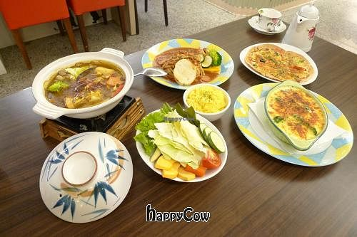 """Photo of Casa Mia Cafe  by <a href=""""/members/profile/stanchang"""">stanchang</a> <br/>Part of meals <br/> May 4, 2013  - <a href='/contact/abuse/image/38328/47779'>Report</a>"""