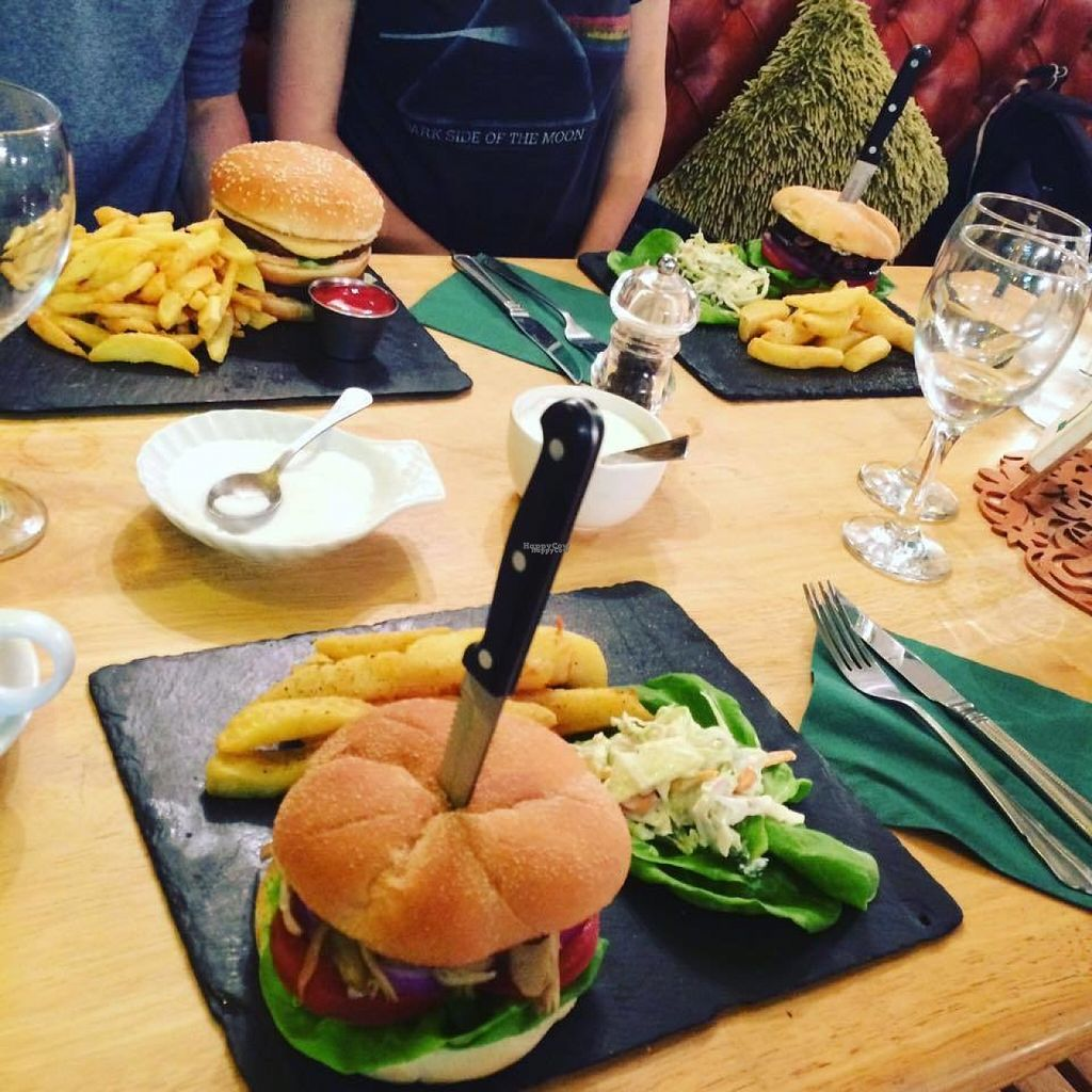 """Photo of Samphire Brasserie  by <a href=""""/members/profile/jazzandcrumpets"""">jazzandcrumpets</a> <br/>All three meals, dining in, for £28!!! <br/> August 4, 2016  - <a href='/contact/abuse/image/38330/165551'>Report</a>"""