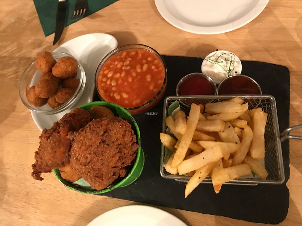 """Photo of Samphire Brasserie  by <a href=""""/members/profile/vant"""">vant</a> <br/>KFC bucket for 2 <br/> March 30, 2017  - <a href='/contact/abuse/image/38330/242573'>Report</a>"""