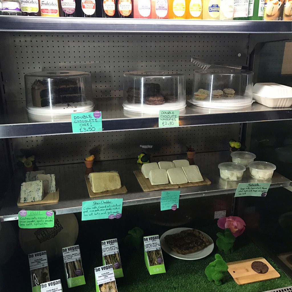 """Photo of Samphire Brasserie  by <a href=""""/members/profile/vant"""">vant</a> <br/>deli counter with drinks, cake and sandwiches <br/> March 30, 2017  - <a href='/contact/abuse/image/38330/242575'>Report</a>"""