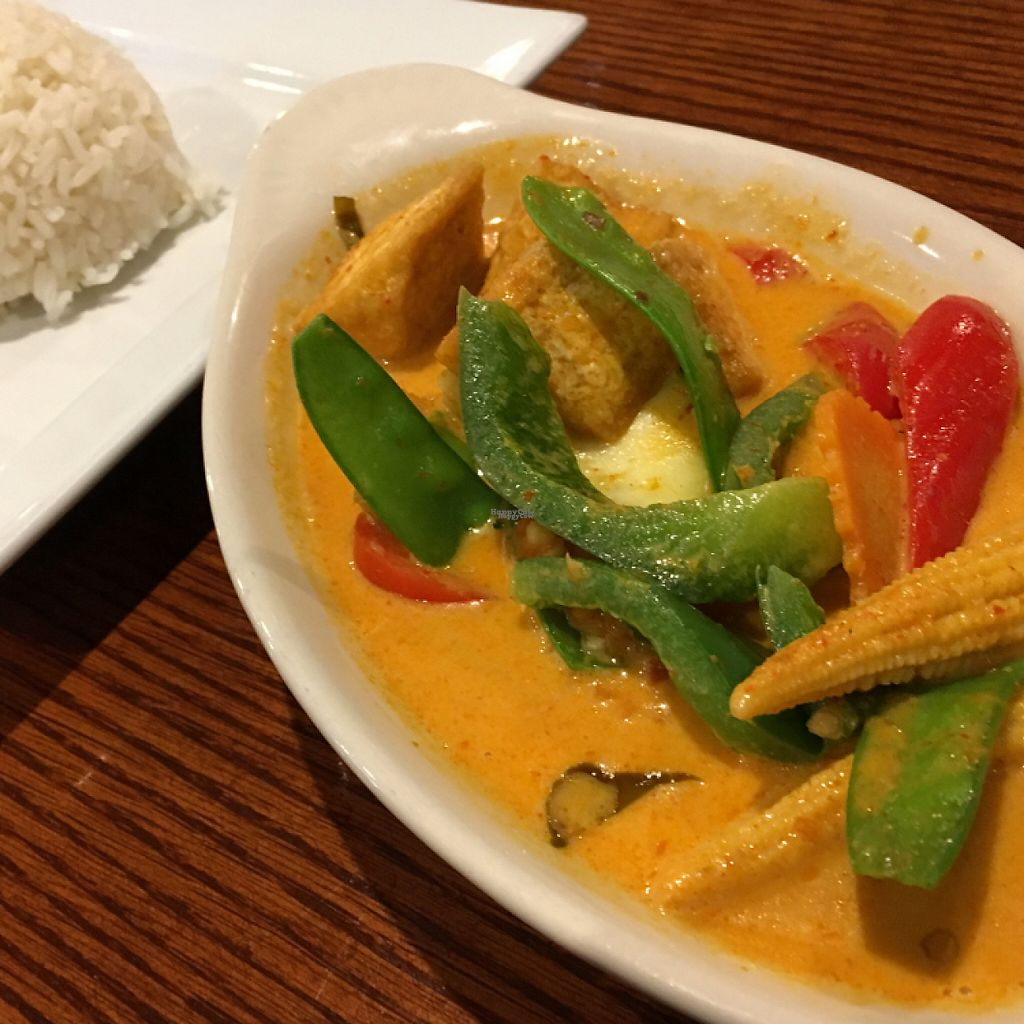 """Photo of Ayuttaya Thai Cuisine  by <a href=""""/members/profile/KWdaddio"""">KWdaddio</a> <br/>panang curry <br/> January 2, 2017  - <a href='/contact/abuse/image/38392/207299'>Report</a>"""