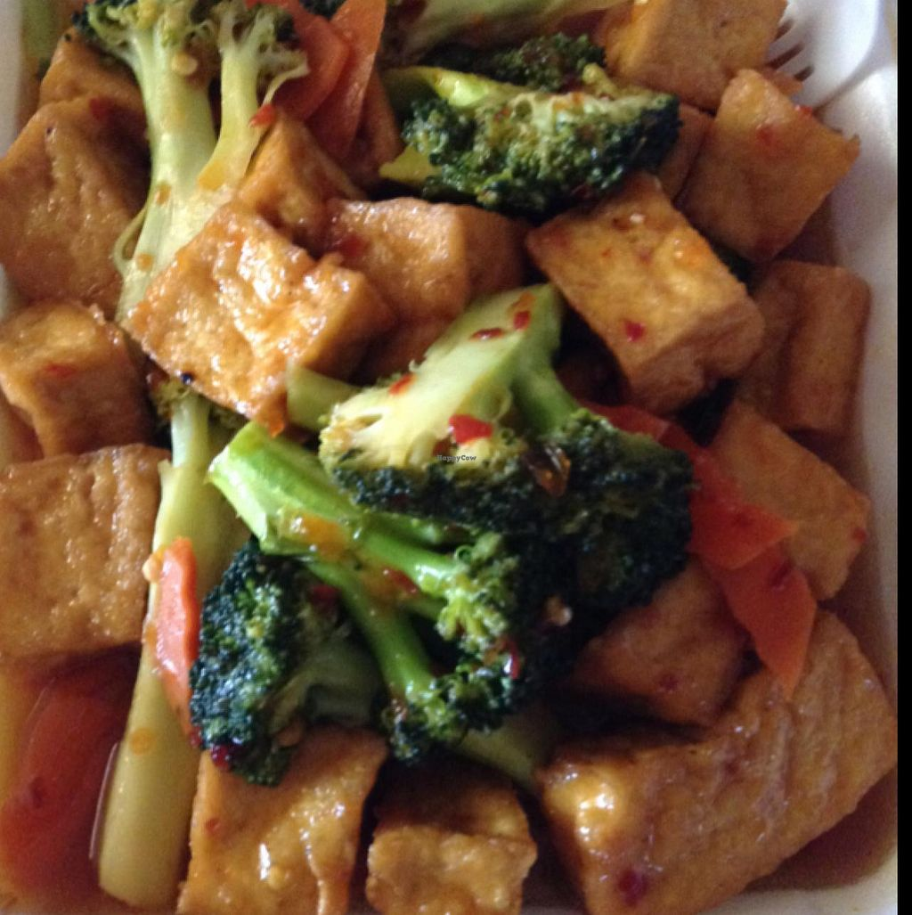"Photo of CLOSED: Little Beijing  by <a href=""/members/profile/Skinnyjuan23"">Skinnyjuan23</a> <br/>spicy orange tofu with veggies <br/> December 19, 2014  - <a href='/contact/abuse/image/38403/88262'>Report</a>"