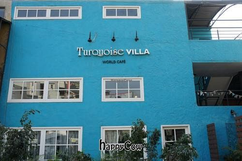 "Photo of Turquoise Villa World Cafe  by <a href=""/members/profile/webfoodie"">webfoodie</a> <br/>Turquoise Villa at panchwati circle <br/> May 7, 2013  - <a href='/contact/abuse/image/38432/47889'>Report</a>"