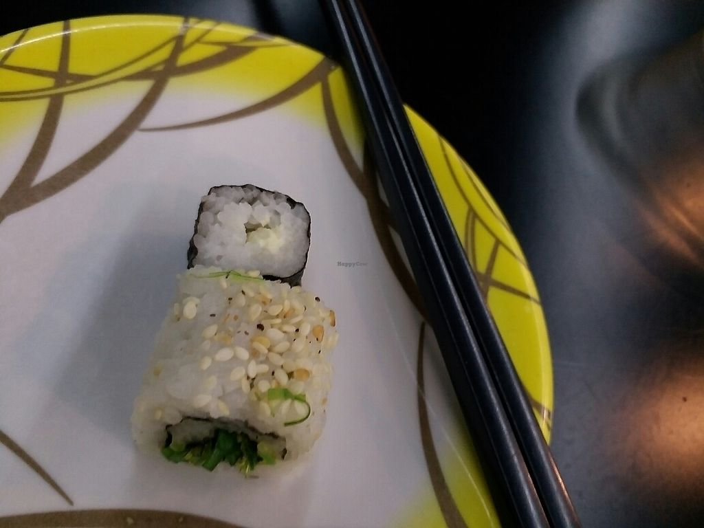 """Photo of Usagi Vegetarian Restaurant  by <a href=""""/members/profile/WenYou"""">WenYou</a> <br/>sushi <br/> July 1, 2017  - <a href='/contact/abuse/image/38438/275545'>Report</a>"""