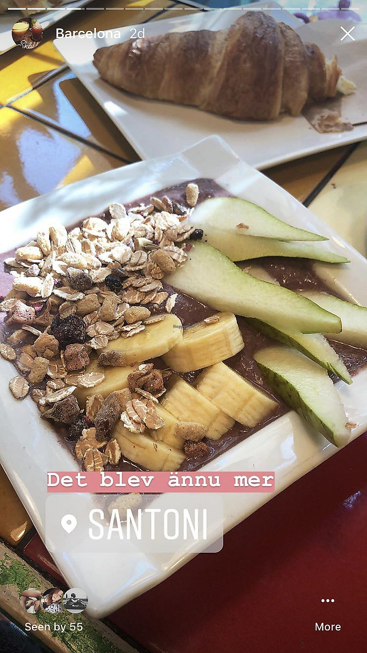 "Photo of Santoni Cafe  by <a href=""/members/profile/KjerstiManzanazz"">KjerstiManzanazz</a> <br/>Breakfast, acai bowl <br/> April 20, 2018  - <a href='/contact/abuse/image/38547/388406'>Report</a>"