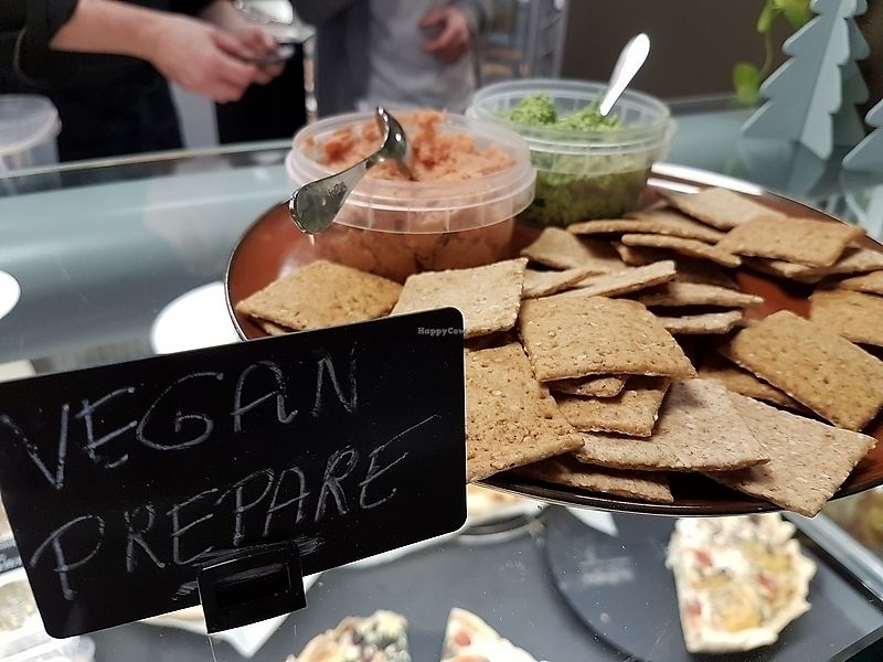 """Photo of Origin'o  by <a href=""""/members/profile/TrudiBruges"""">TrudiBruges</a> <br/>freshly made vegan bread spread <br/> December 31, 2017  - <a href='/contact/abuse/image/38558/341249'>Report</a>"""