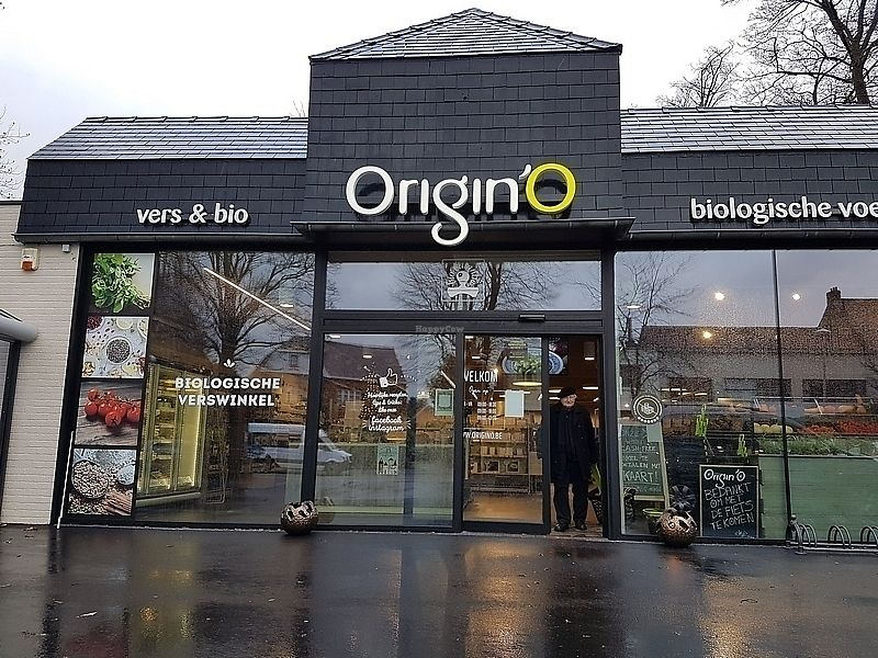 """Photo of Origin'o  by <a href=""""/members/profile/TrudiBruges"""">TrudiBruges</a> <br/>front of Origino, new location since Nov 2017 <br/> December 31, 2017  - <a href='/contact/abuse/image/38558/341250'>Report</a>"""