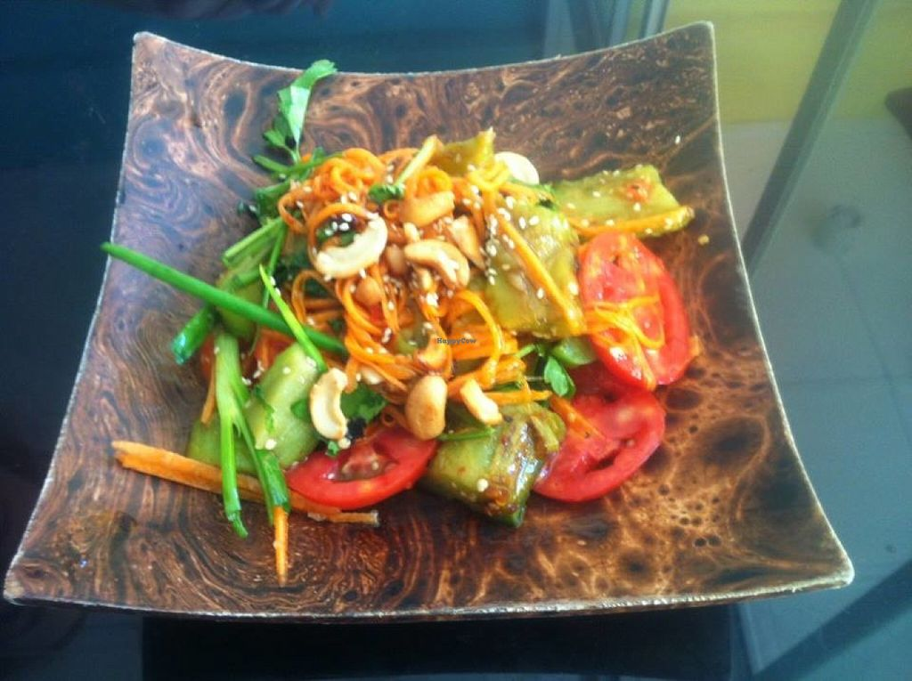 """Photo of Morning Glory  by <a href=""""/members/profile/TrudiH"""">TrudiH</a> <br/>Stir fry  <br/> June 19, 2016  - <a href='/contact/abuse/image/38567/154775'>Report</a>"""