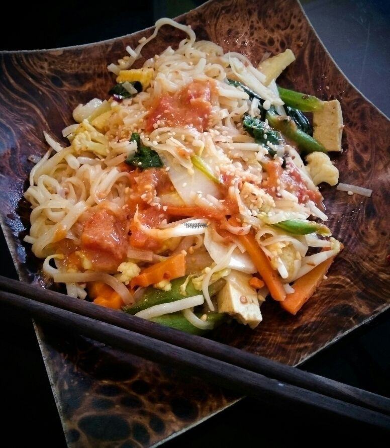 """Photo of Morning Glory  by <a href=""""/members/profile/happytina"""">happytina</a> <br/>pad thai <br/> September 23, 2016  - <a href='/contact/abuse/image/38567/177543'>Report</a>"""