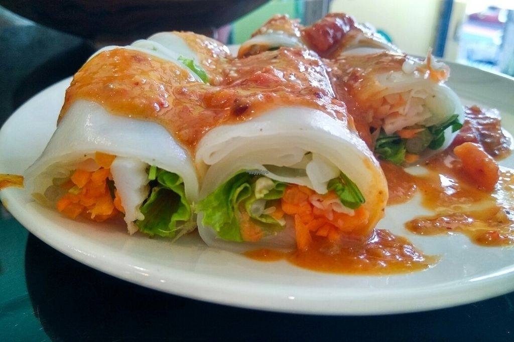 """Photo of Morning Glory  by <a href=""""/members/profile/happytina"""">happytina</a> <br/>spring rolls <br/> September 23, 2016  - <a href='/contact/abuse/image/38567/177544'>Report</a>"""