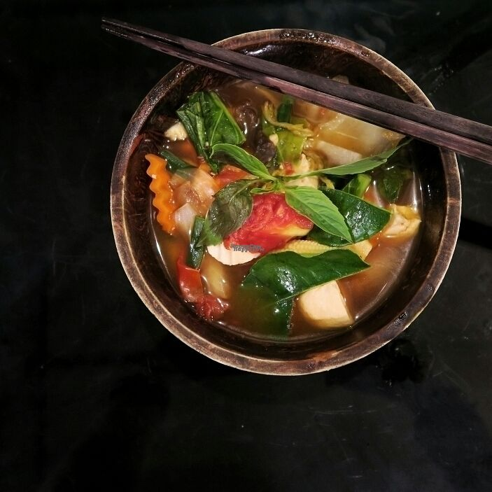 """Photo of Morning Glory  by <a href=""""/members/profile/Slang"""">Slang</a> <br/>Tom Yam soup <br/> September 30, 2016  - <a href='/contact/abuse/image/38567/178641'>Report</a>"""