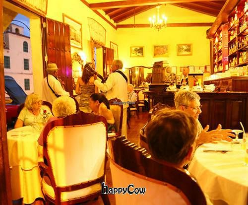 """Photo of Restaurante 1800  by <a href=""""/members/profile/Edward%20Houses"""">Edward Houses</a> <br/>Restaurante 1800 and Cuban music trio <br/> May 20, 2013  - <a href='/contact/abuse/image/38625/48402'>Report</a>"""
