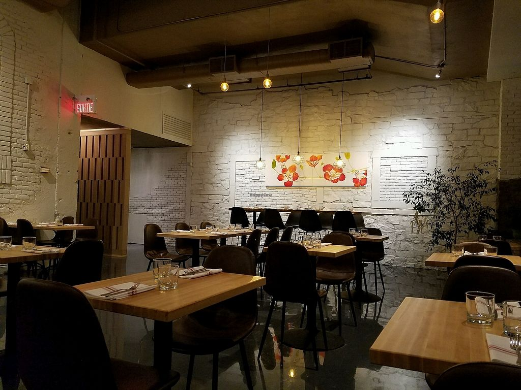 """Photo of Invitation V Vegan Bistro  by <a href=""""/members/profile/VeganMama27"""">VeganMama27</a> <br/>so pretty <br/> November 14, 2017  - <a href='/contact/abuse/image/38634/325657'>Report</a>"""