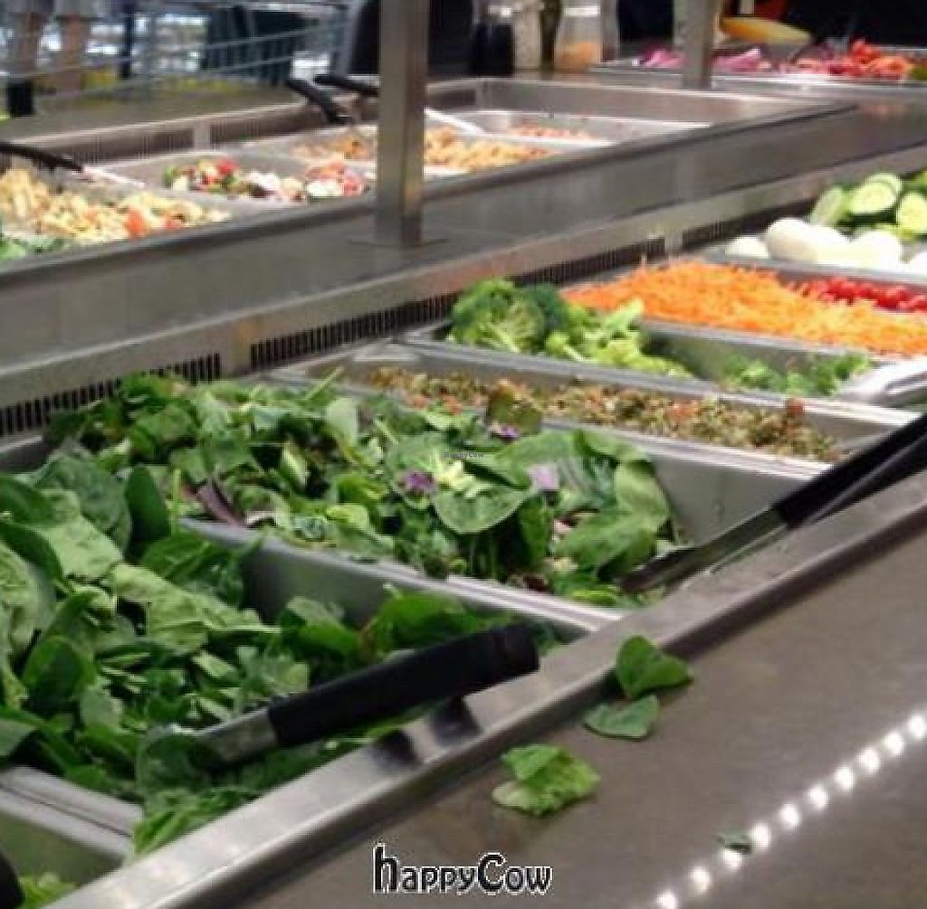 """Photo of Whole Foods Market  by <a href=""""/members/profile/Julie%20R"""">Julie R</a> <br/>Amazing salad bar! <br/> May 17, 2013  - <a href='/contact/abuse/image/38673/197022'>Report</a>"""